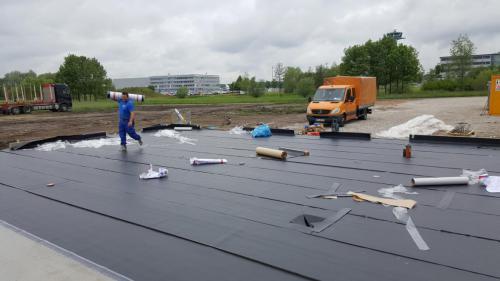 Gebäude nachhaltig trocken legen