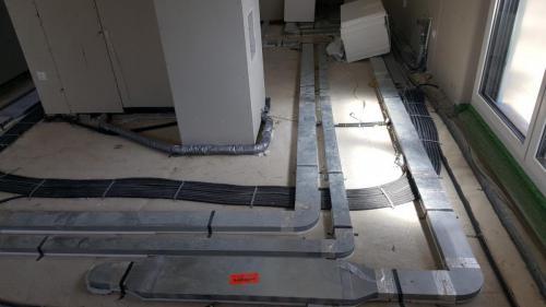 Flüssigisolierung bei im Boden verlegten Rohrleitungen