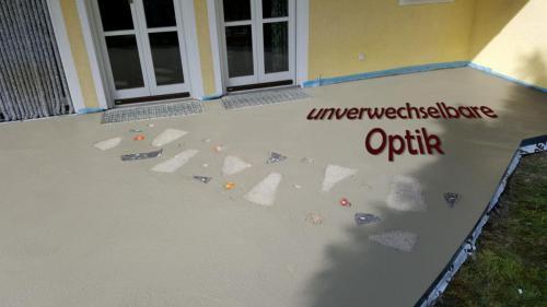 Einzigartige, unverwechselbare Optik