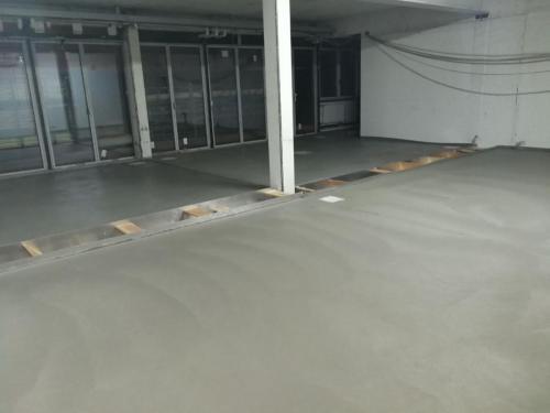 Effiziente Heizmöglichkeiten durch eine Fußbodenheizung